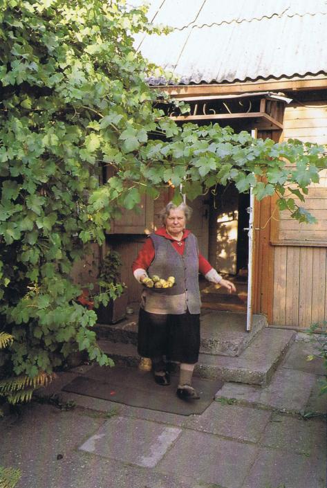 Grisja Bregstein komt voor het eerst terug naar het huis van zijn jeugd in Panemune, waar zijn grootmoeder woonde tot ze naar het getto van Slobodka gestuurd werd.